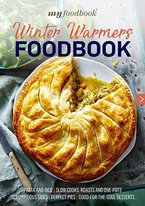 Ebook landing page myfoodbook download forumfinder Image collections
