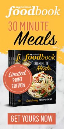 30 minute meals foodbook