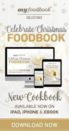 Download the Celebrate Christmas Foodbook for delicious festive meals and sweets
