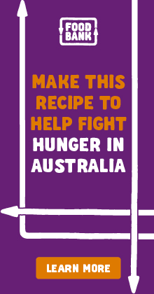 When you make these family friendly recipe idea using Foodbank supported products you are helping to support the 2016 Food Fight campaign