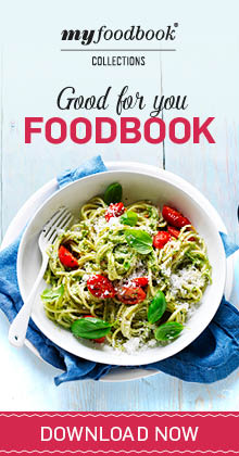 Download the Good For you Foodbook to see healthy recipes, balanced dinner ideas and protein breakfast recipes