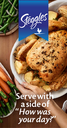 A roast is perfect to share with the family over conversation, and laughter