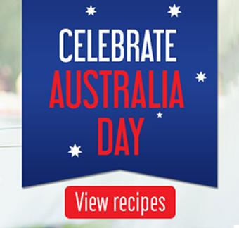 Australia Day recipe collection