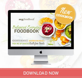 the Balanced Everyday Foodbook is full of fresh and delicious recipes perfect at finding that balance.