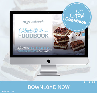 Download the Celebrate Christmas Foodbook for delicious festive ideas