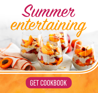 Summer Entertaining Foodbook