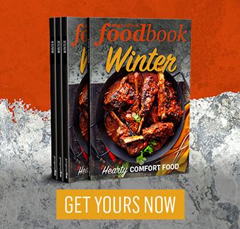 Winter Foodbook
