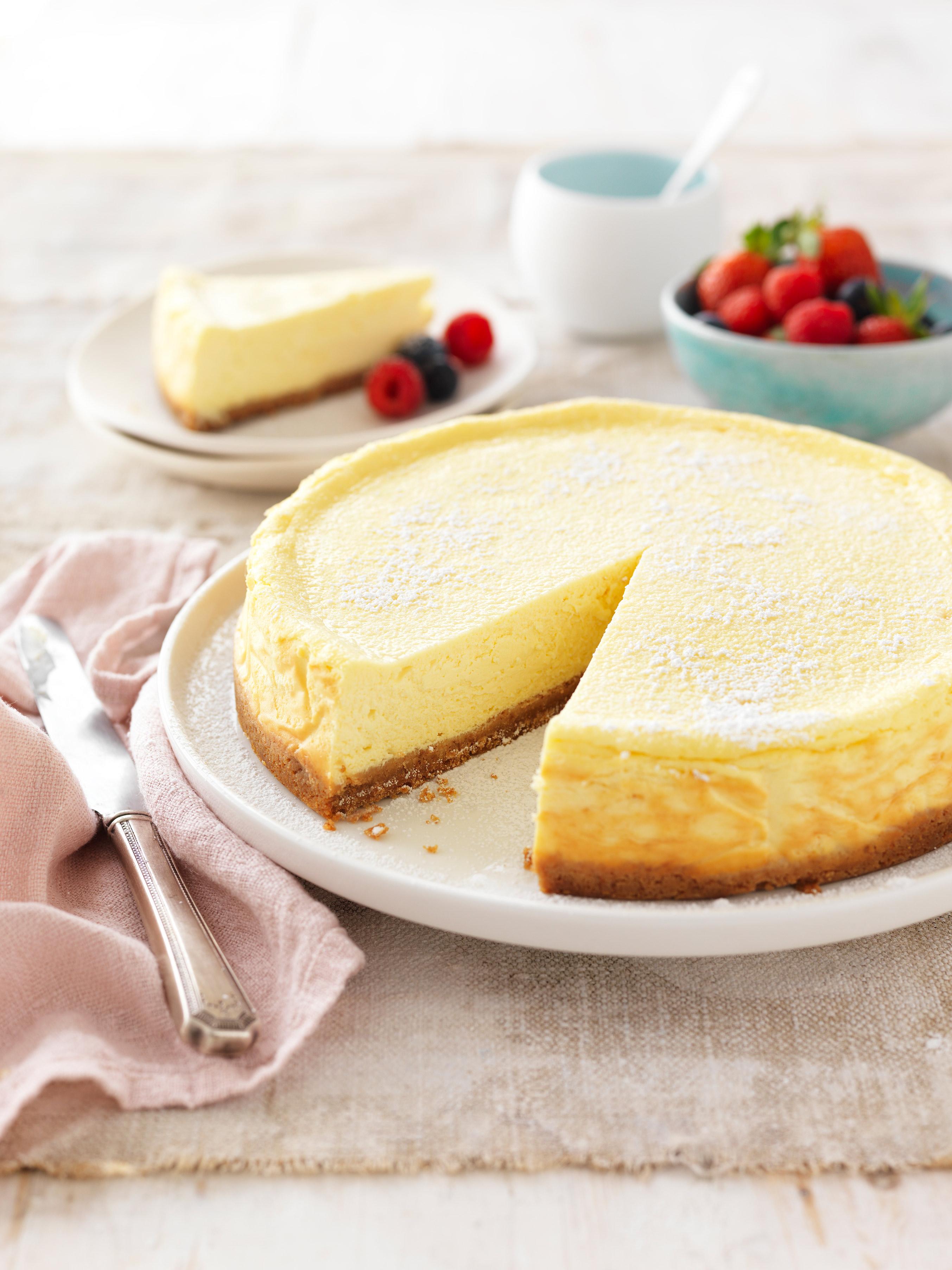 Best Baked Cheesecake recipe