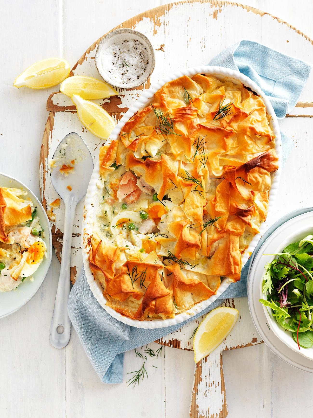 Easy Fish Pie Recipe