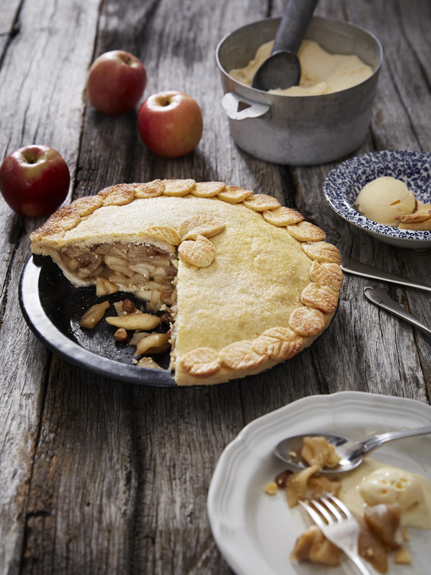 Grandmas' Apple Pie