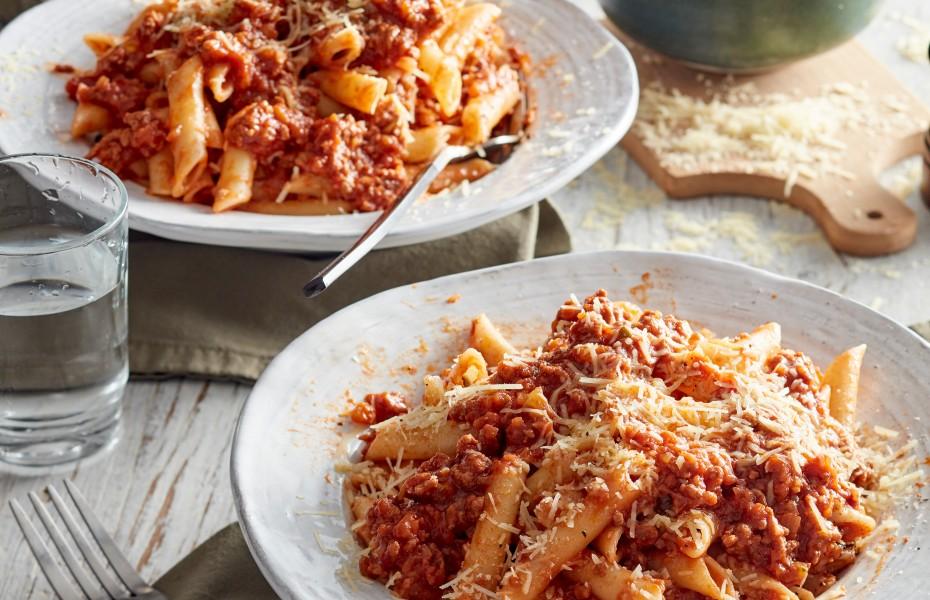 20 minute quick penne pasta recipe
