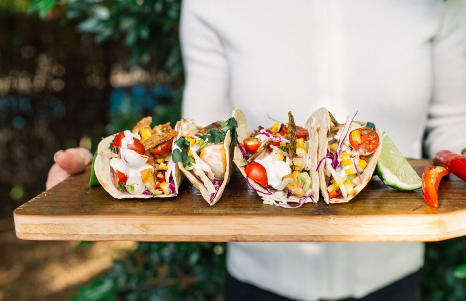 Grilled Barramundi Tacos recipe