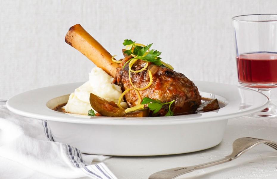 Greek Style Lamb Shank Recipes