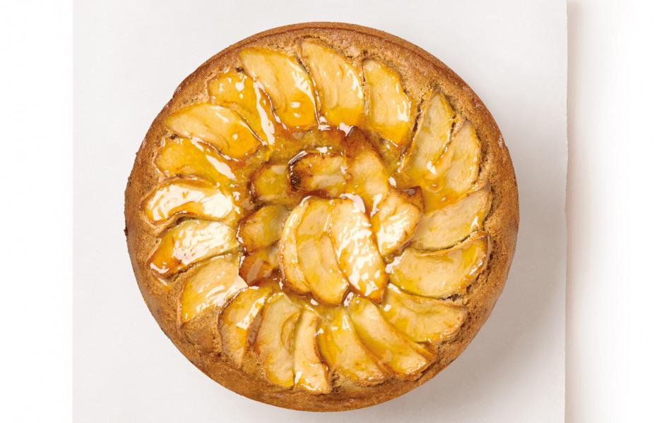 Buckwheat, Spelt and Apple Cake Breville Boss Recipe