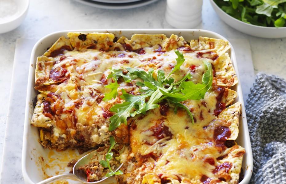Nacho Lasagne (Nachosagne!)