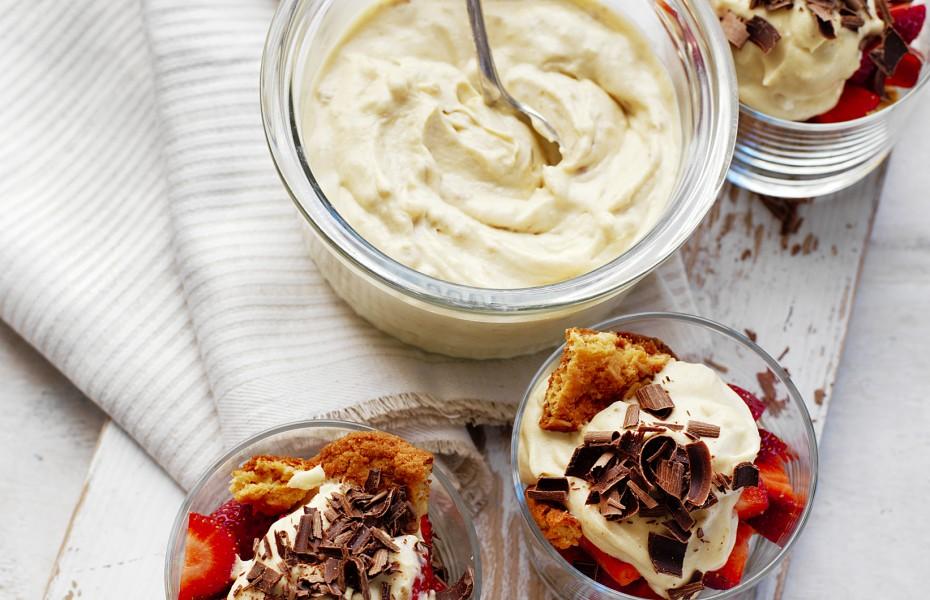 Sweet Chestnut Cream Recipe