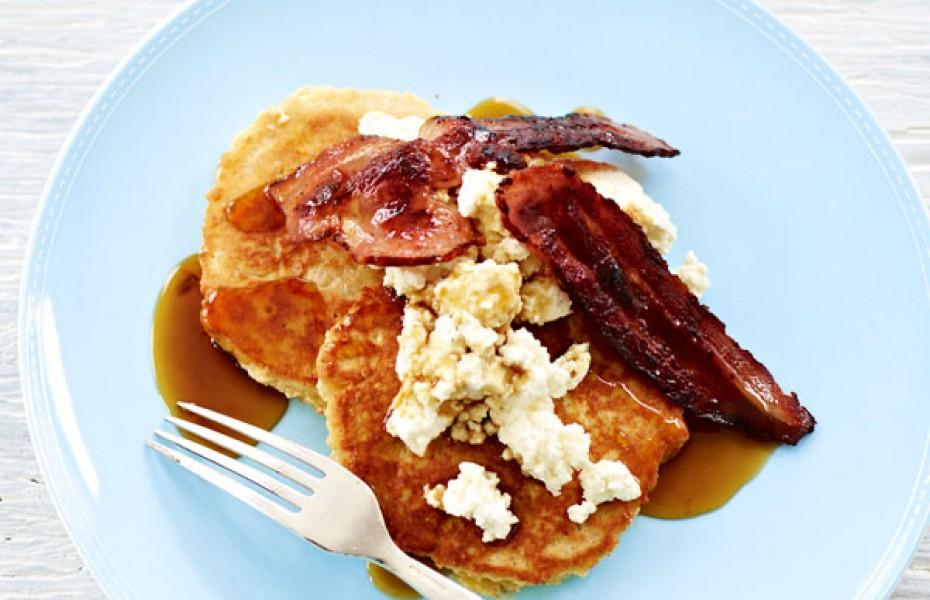 Simple delicious pancake recipe