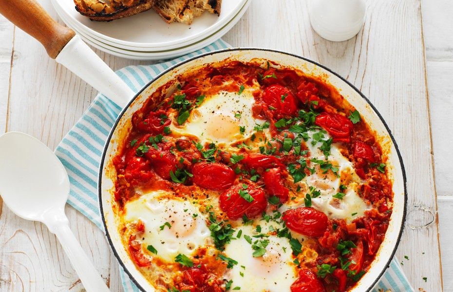 Easy Shakshouka recipe