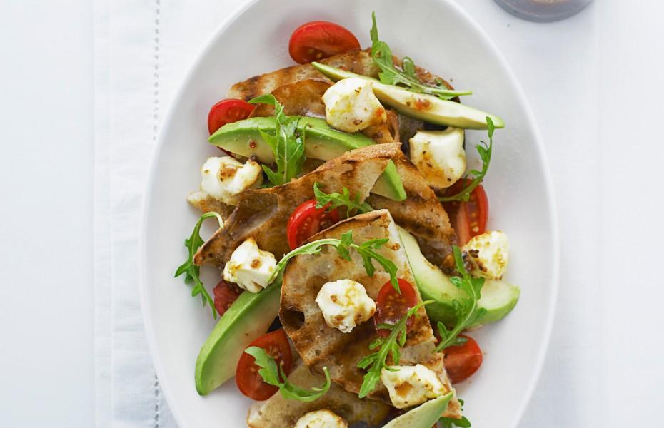 Chargrilled Turkish Bread Salad
