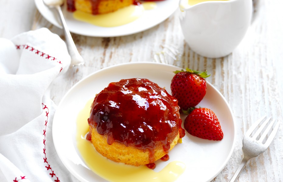 Jammy Puddings