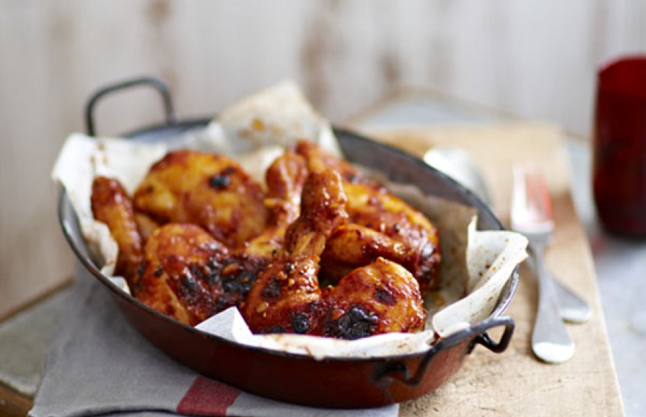 Sweet Chilli Roast Chicken