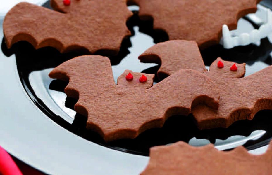Chocolate Biscuit Bats