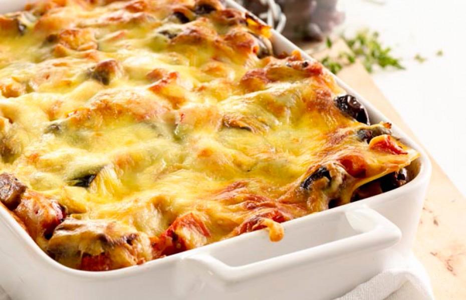 Ratatouille Lasagne Recipe