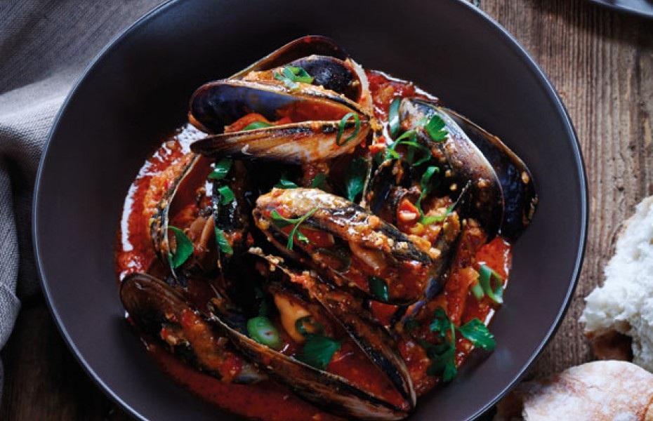 Iron rich recipes myfoodbook mussels moulin rouge forumfinder Choice Image