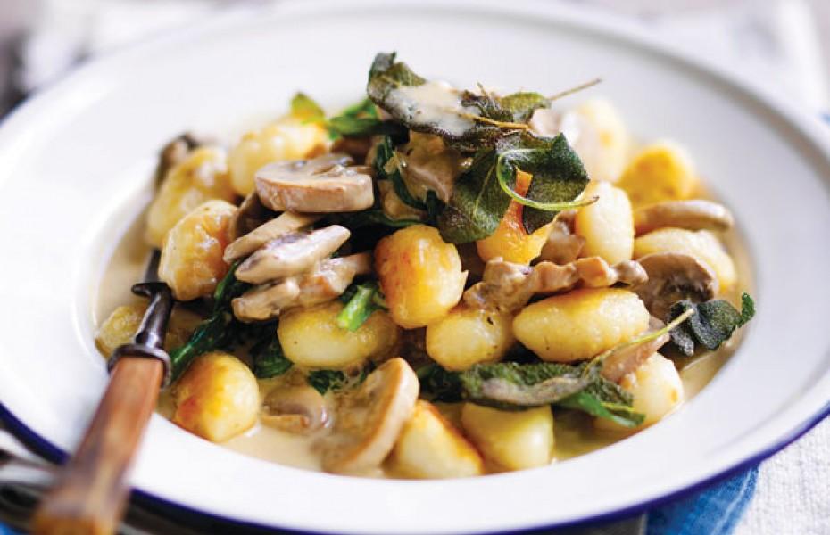 Easy Mushroom sauce recipe