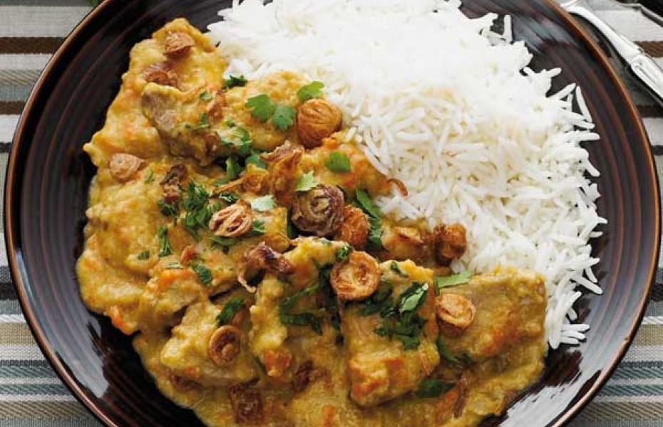 Pork Satay Hot Pot