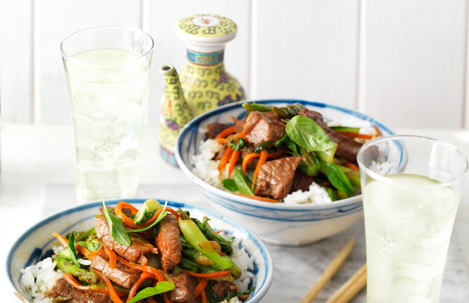 Easy Stir fry Beef Recipe