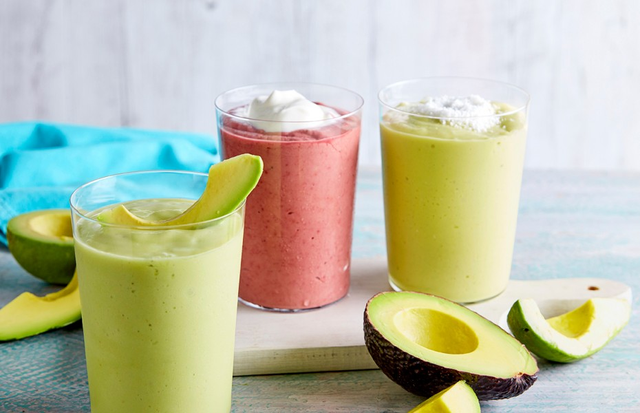Avocado banana smoothie recipes