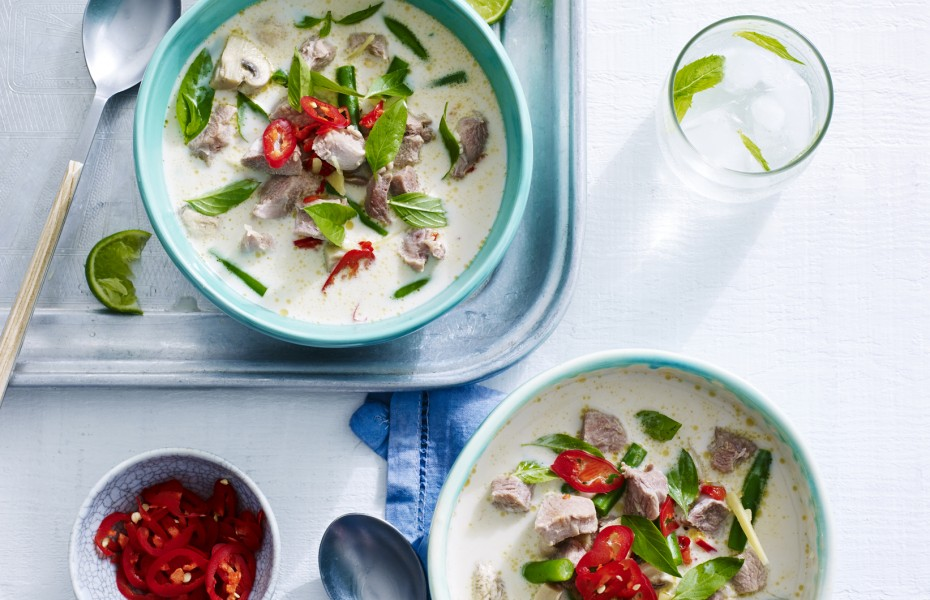Turkey Tom Kha Gai Soup