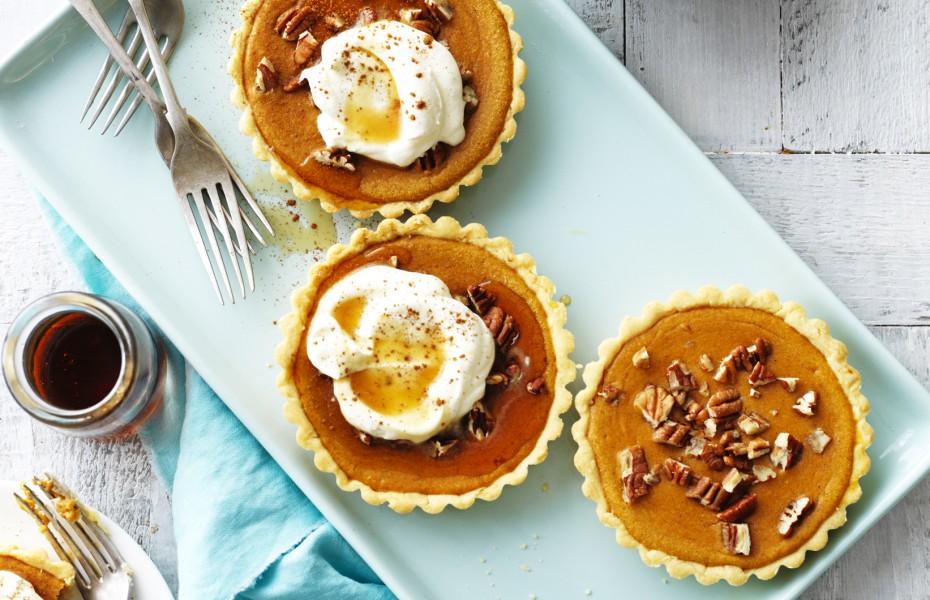 Sweet Potato and Pecan Pie Recipe