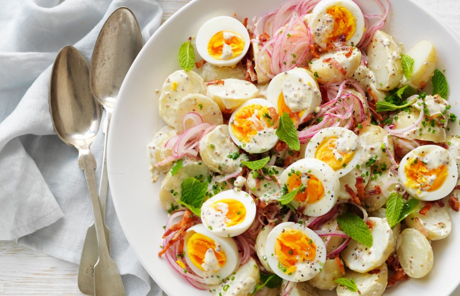 Best German potato salad recipe