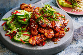 Free range chicken recipes