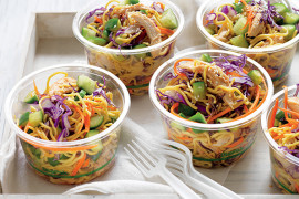 Lunch recipes for work