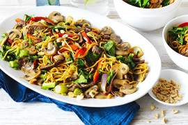 Easy noodle recipes