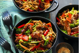 Stir fry recipes collection