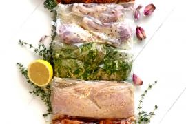 5 chicken marinade recipes