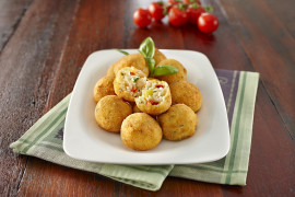 Mini Arancini Party Bites