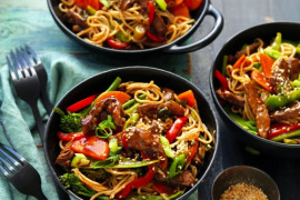 What to cook with Passage to Asia Teriyaki Stir-fry Sauce