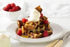 Secrets to making crispy waffles