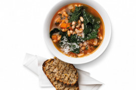 Healthier versions of comfort food recipes for autumn and winter
