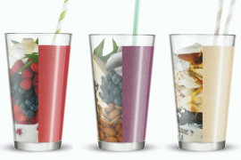 Smoothie recipes to make in a blender