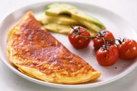 How to make TikTok's inside out omelette