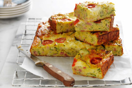 Zucchini slice recipes and variations
