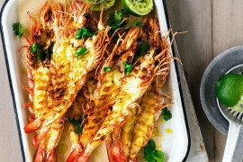 How to cook prawns