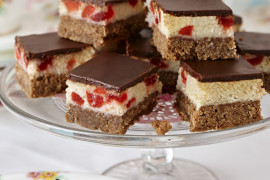Little Squares and Slice Recipes