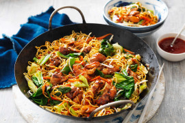 How to make a stir-fry step by step